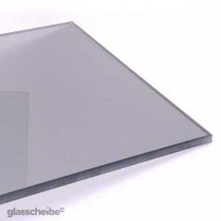 Grauglasplatte