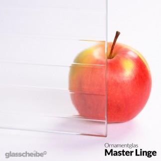 Ornamentglas Master Linge