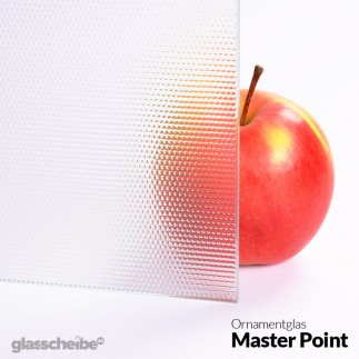 Ornamentglas Master Point
