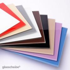 Lackiertes glas küchenrückwand  Farbiges Glas und lackiertes Glas - günstig und schnell