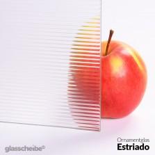 ESG - Ornamentglas Estriado