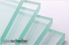 ESG Transparent Sicherheitsglas Glas