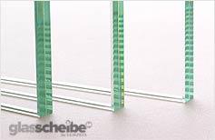 Sicherheitsglas transparent VSG transparent Verbundsicherheitsglas Glas