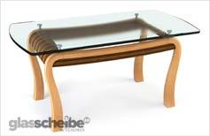 Glastischplatte in Wunschmaßen - rund, eckig oder oval - Glasplatte für Glas Tisch in allen Stärken auf glasscheibe24.com - preiswert und schnell