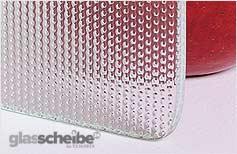 ESG Ornamentglas Strukturglas