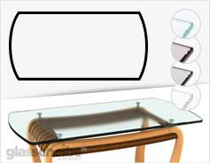 Glastischplatte In Wunschmaßen   Glasplatte Für Tisch