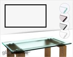 Hochwertig Glastischplatten Rechteck